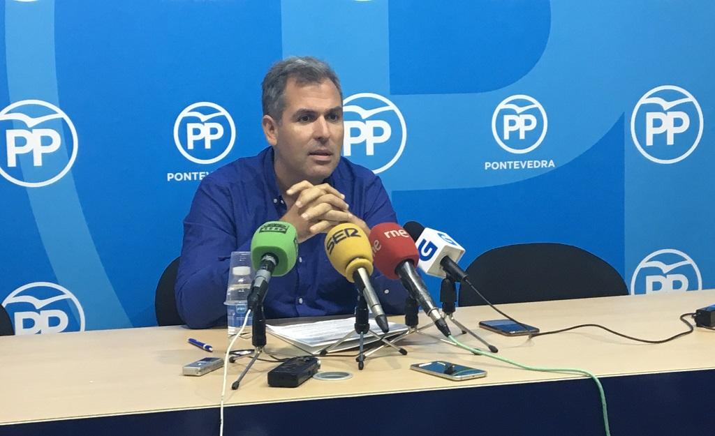 Rueda de Prensa presupuestos galicia 2019