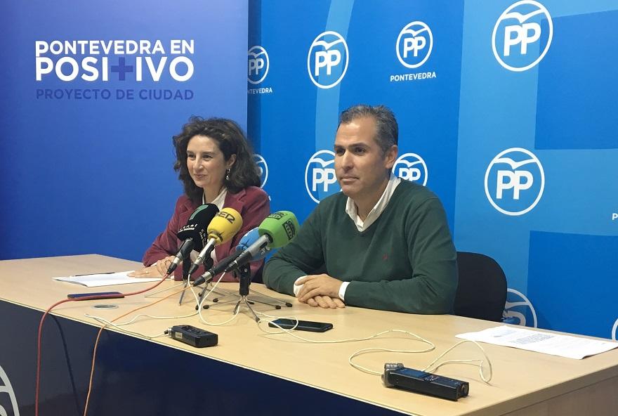 Pontevedra + Basuras. con Silvia Junco.