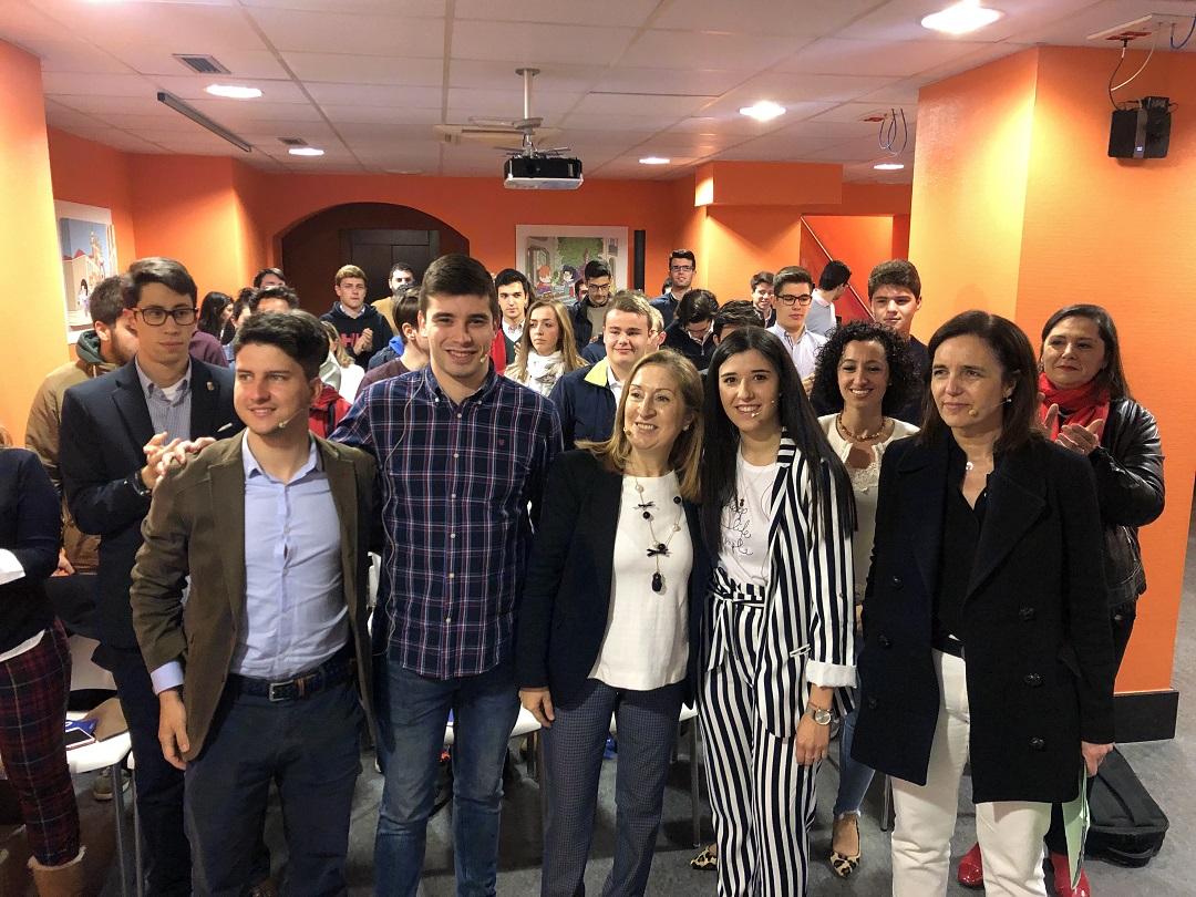 Acto Juventud Elecciones Generales 2019