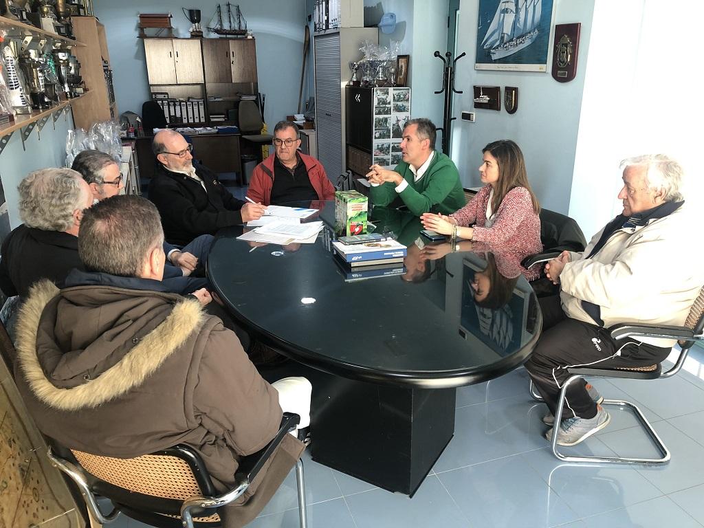 reunión club naval pontevedra