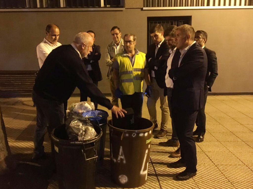 Limpieza viairia Oviedo