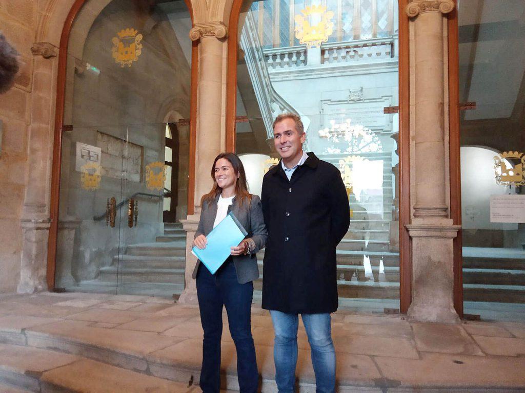 Rehabilitación Casa do Concello de Pontevedra
