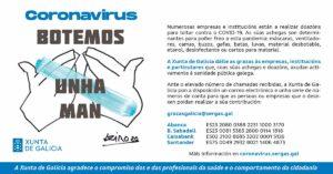 Concejales del PP de Pontevedra donan parte de sus sueldos a la investigación contra el COVID19