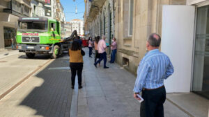 Colapso del Registro y el Padrón del Concello de Pontevedra