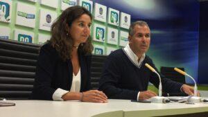 Silvia Junco PP de Pontevedra