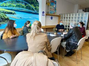 El PP de Pontevedra se reúne con asociaciones de bienestar social