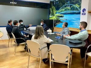El PP de Pontevedra se reúne con el comité de ENCE