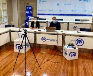 Rafa Domínguez y Silvia Junco se reúnen con asociaciones del Plan Social de Ence