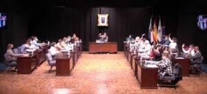 Domínguez pide al PSOE que aclare el sentido del voto de la concejala Gloria Blanco en la modificación del cuadro de personal del año 2021 en el Pleno municipal de este lunes