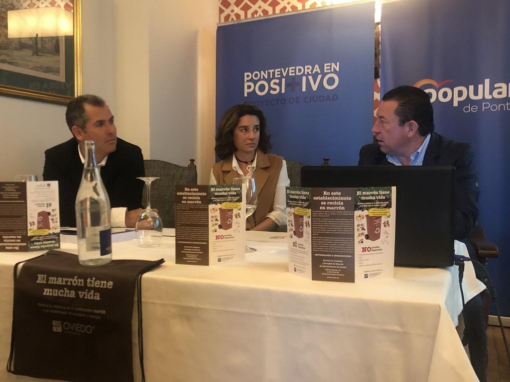 Joe Pando en Pontevedra