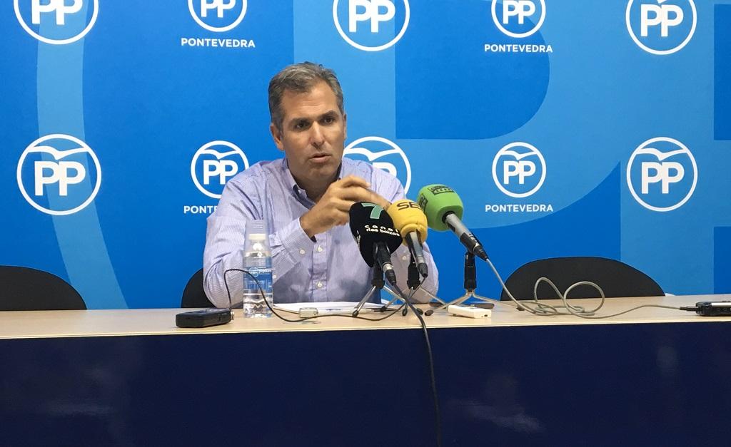 Rueda de prensa Rafa Lombos