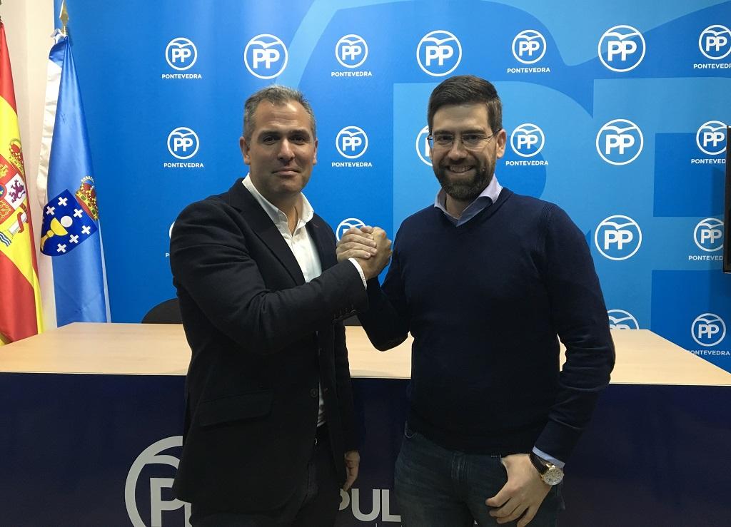 Número 3 candidatura Pablo Fernández