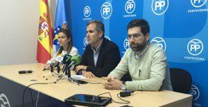 Tasa Paro Pontevedra primera EPA 2019