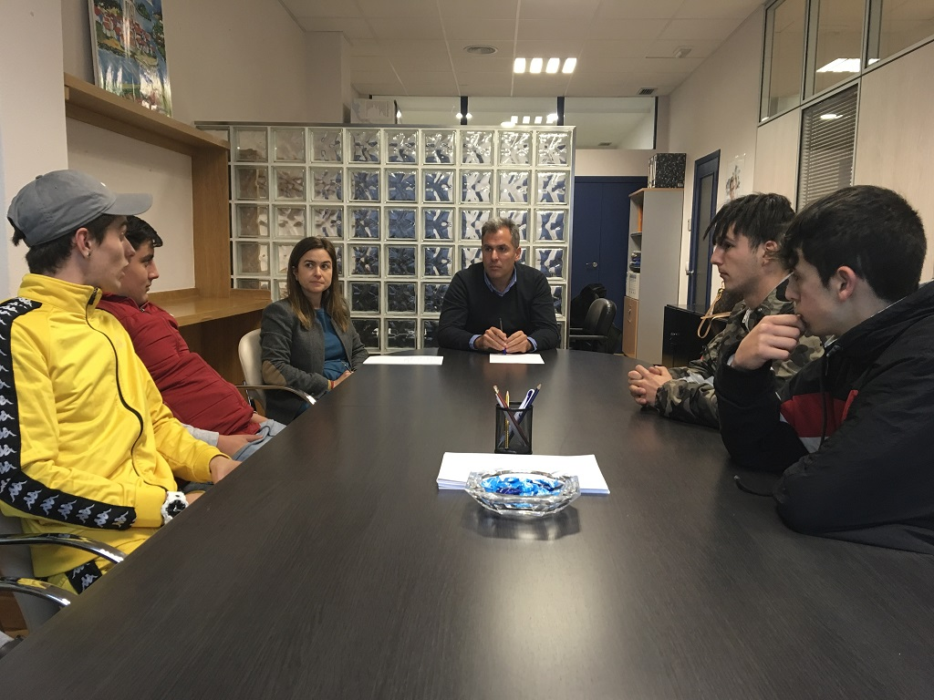 reunión con bmx skatepark