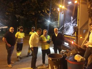 Recogida de basuras Oviedo
