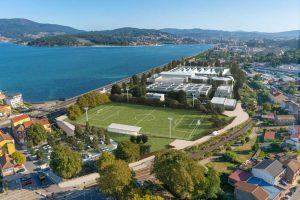 Proyecto nueva depuradora Pontevedra