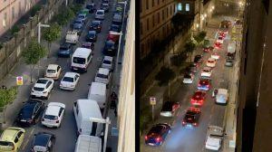 Tráfico y atascos en Pontevedra