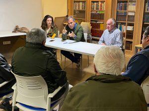 Ronda de reuniones en parroquias de Pontevedra