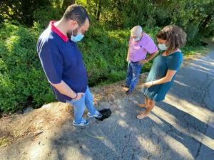 El PP presenta una batería de propuestas para la parroquia de Alba