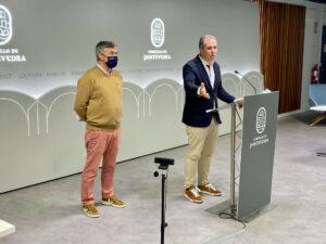 Rafa Dominguez enmienda total presupuestos Pontevedra