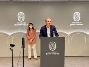 Rafa Domínguez y Pepa Pardo, recurso Concello de Pontevedra