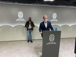 Rafa Domínguez denuncia contratos ilegales BNG Pontevedra